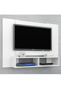 Painel Para Tv Até 42 Polegadas Navi Branco - Móveis Bechara