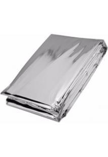 Cobertor De Emergência Echolife Ac010 Prata