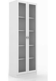 Armário Para Escritório Tecno Mobili Me4115 2 Portas Branco