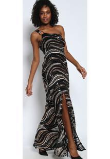 73195f4f0 Vestido Paetes feminino | Shoelover