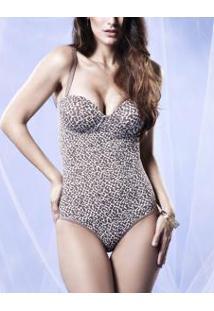 Body Modelador Tomara Que Caia New Shapewear My Lady (2271/2335)