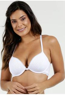 Sutiã Feminino Nadador Push Up Trifil