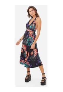 Vestido Lívia Amarração - Livia Pp