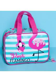 Nécessaire Maleta Flamingo