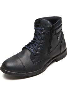 Bota Mr. Kitsch Cape Town Up 500 Azul-Marinho