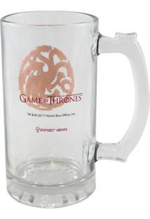 Caneca Brasão Targaryen Geek10 - Multicolorido