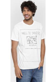Camiseta Reserva Feito Pro Mundo - Masculino