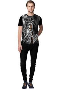 Camiseta Stompy Liberty Masculino - Masculino