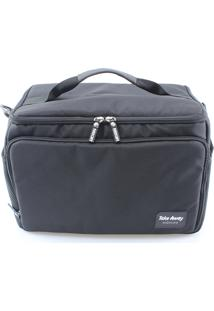 Bolsa Térmica Take Away G Com 5 Potes Plus Nc160 - Notecare