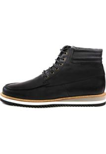 Bota The Box Project Mundaka Masculina - Masculino-Preto