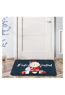 Tapete De Natal Para Porta Feliz Natal Fofinho Único