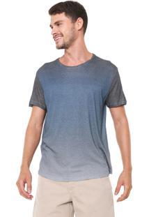 Camiseta Reserva Degrade Mykonos Azul
