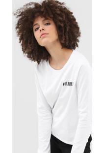 Camiseta Volcom Stone Branca - Kanui
