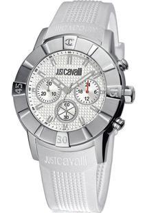 Relógio Just Cavalli Wj30017B Branco
