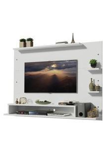 Painel Para Tv Até 60 Polegadas Madesa Alfa Branco