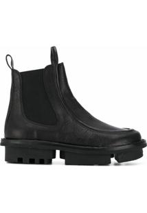Trippen Ankle Boot Reference - Preto