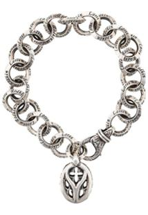 Loree Rodkin Bracelete Trançado - Prateado