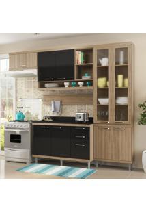 Cozinha Compacta Roberta I 9 Pt 3 Gv Argila