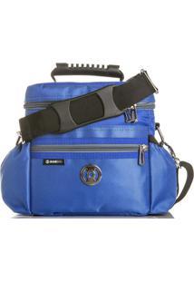 Bolsa Térmica Iron Bag Pop P Azul