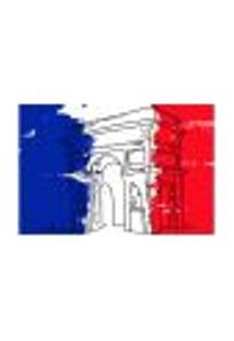 Painel Adesivo De Parede - Paris - França - Mundo - 1409Pnp