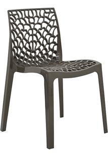 Cadeira Gruvyer Dourado - Rivatti