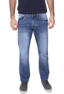 Calça Jeans Billabong Slim Middle Azul