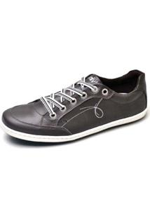Sapatenis Top Franca Shoes Masculino - Masculino-Cafe