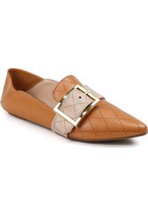 Sapato Loafer Casual Zariff Bico Fino