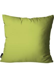 Capa Para Almofadas Mdecore De Páscoa Verde 45X45