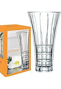 Vaso 30,5Cm De Cristal Transparente - Nachtmann