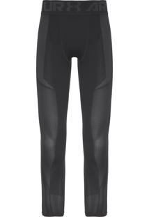 Calça Masculina De Compressão Ua Threadborne Seamless - Preto