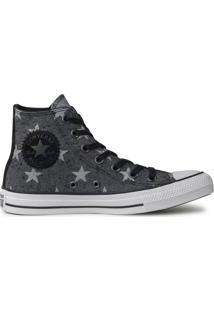 Tênis Converse All Star Chuck Taylor Hi Preto Ct13890002 - Kanui