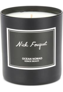 Nick Fouquet Ocean Nomad Candle - Preto