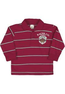 Camiseta Carmim Pulla Bulla - Masculino