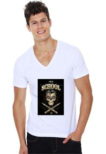 Camiseta Triztam Branca 253