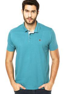 Camisa Polo Oakley Verde