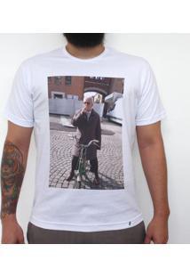 Ciggaro Di Ferrara Doppio - Camiseta Clássica Masculina