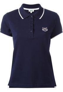 Farfetch. Kenzo Camisa Polo   ... 3dbba6a51d6c9