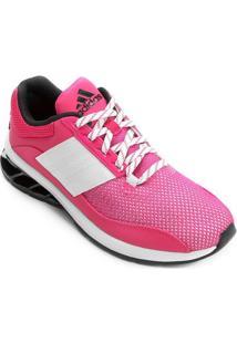 Tênis Adidas Runway Feminino - Feminino-Rosa+Branco