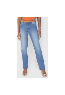 Calça Jeans Forum Slim Marisa Azul