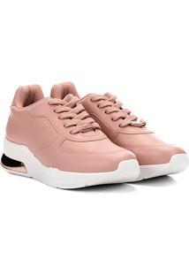 99ebf8ae1f ... Tênis Vizzano Chunky Sneaker Feminino - Feminino-Rosa