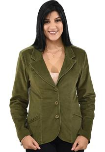 Blazer Energia Fashion Verde