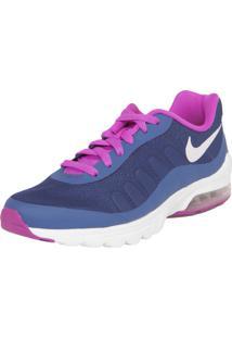 Tênis Nike Sportswear Wmns Air Max Invigor Roxo
