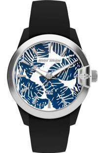 Relógio Mormaii Analógico Maui Mo2035In8P Preto - Kanui