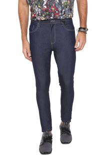 Calça Jeans Cavalera Skinny Manoel Azul
