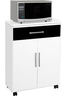 Gabinete De Cozinha Liz 2 Pt 1 Gv Branco E Preto