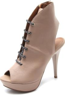 Ankle Boot Vizzano Lisa Nude
