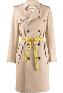 Zadig&Voltaire Trench Coat Mia - Neutro
