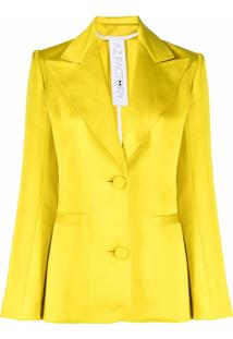 Az Factory Switchwear Duchesse Tailored Jacket - Amarelo
