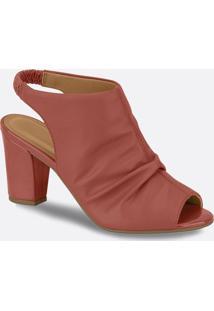 Summer Boot Caramelo Vizzano feminina